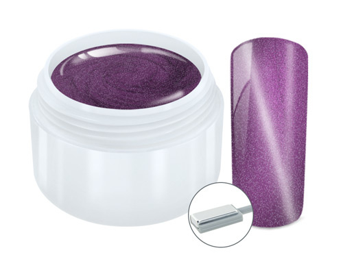Gel 5ml Cat Eye Magnet purple