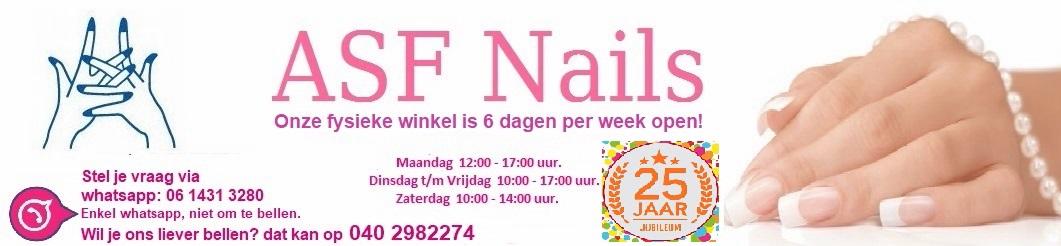 ASF Nails Webshop
