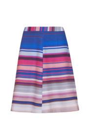 Lanius - Tencel Skirt - Colorful