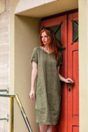 Naturalmente - Linnen jurk