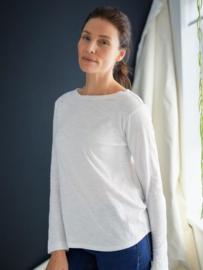 Thought - organic t'shirt - white