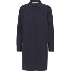 Costamani - Nora oversize shirt - dark blue