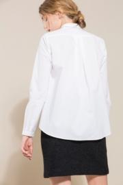 Lanius - Blouse popline organic cotton