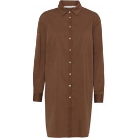 Costamani - Nora oversize shirt - Camel