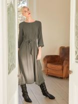 THOUGHT -  Ebury tencel dress