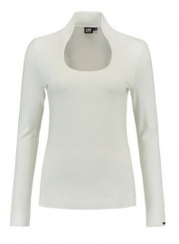 Chiarico - Angelina Offwhite long sleeve