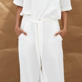 Rhumaa - Essence suit pants  - White