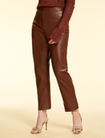MARINA RINALDI - REIMS - NAPPA LOOK TROUSERS