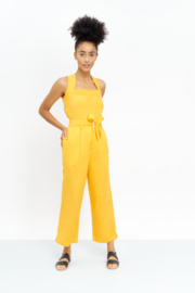 Jungle Folk - Vela Trousers - Banana yellow