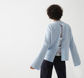 Rhumaa Pullover - Ice Blue