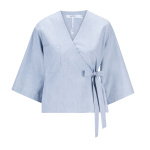 Rhumaa -  Core jacket - Blue Melange