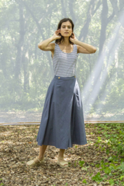 Suite13 - Eyva skirt - Folkstone Grey