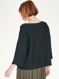 THOUGHT - Elisha Rib wool/cotton jumper