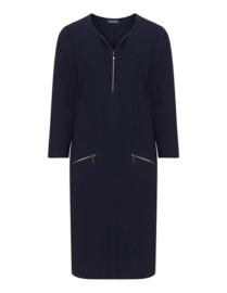 Verpass zipper dress - black
