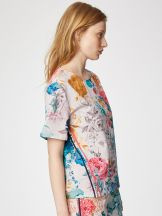 THOUGHT - Giardino Tencel™ Statement Print Top