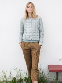 Serendipity - Quilt jacket  - Seagrass