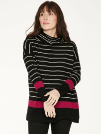 THOUGHT - PULLOVER - WOL/COTTON