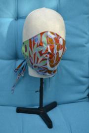 Mondmasker - 100% katoen - Kleurrijk 3