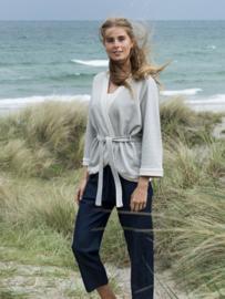 Serendipity - wrap cardigan - 100% organic cotton
