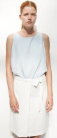 Rhumaa - Symbol wrap skirt