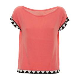 Gazel - Greek pattern pullover