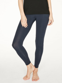 THOUGHT - BAMBOO BASE LAYER LEGGIN - MAJOLICA BLUE
