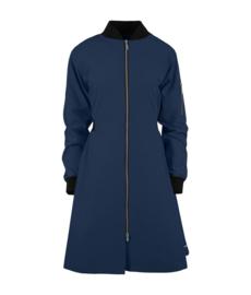 Bleast - Elegante Regenjassen - Donkerblauw