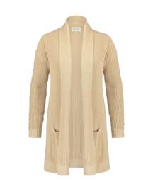 MaraMay - Vest -  Honey - 100% katoen