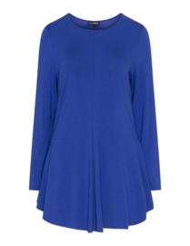 Doris Streich Long sleeve A line top light blue
