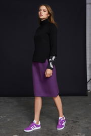Lanius - Skirt Marino wool