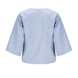 Rhumaa -  Core jacket - Blue Melange