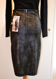 Chiarico - Leather look skirt