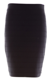 Joseph Ribkoff stretch skirt - Black