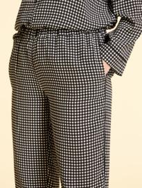 Marina Rinaldi - Viscose marocaine trousers - color white