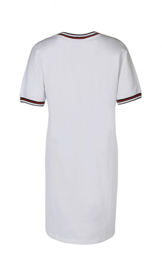 Ze-Ze Cotton Dress - White