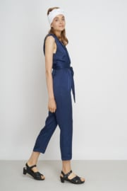 Jungle Folk - Divya  Jumpsuit - Cotton/Silk