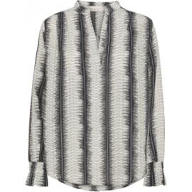 Costamani - Rebecca shirt - Grey print
