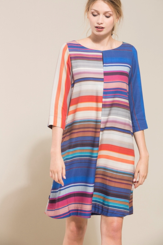 Lanius - Colorful Dress  A-Line