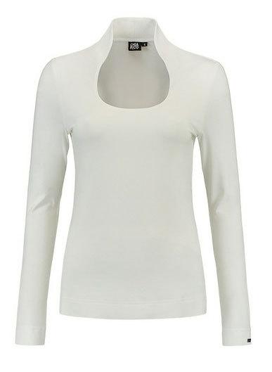 Chiarico - Angelina Offwhite long sleeve