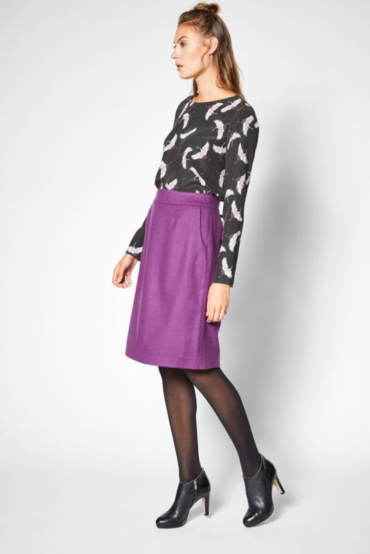 Lanius - Shirt Silk