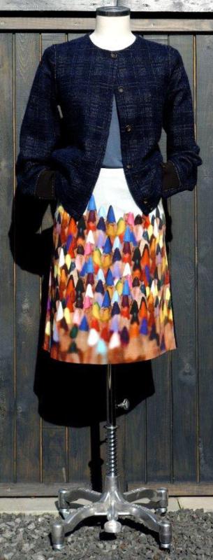 icke Berlin - Skirt Crayon
