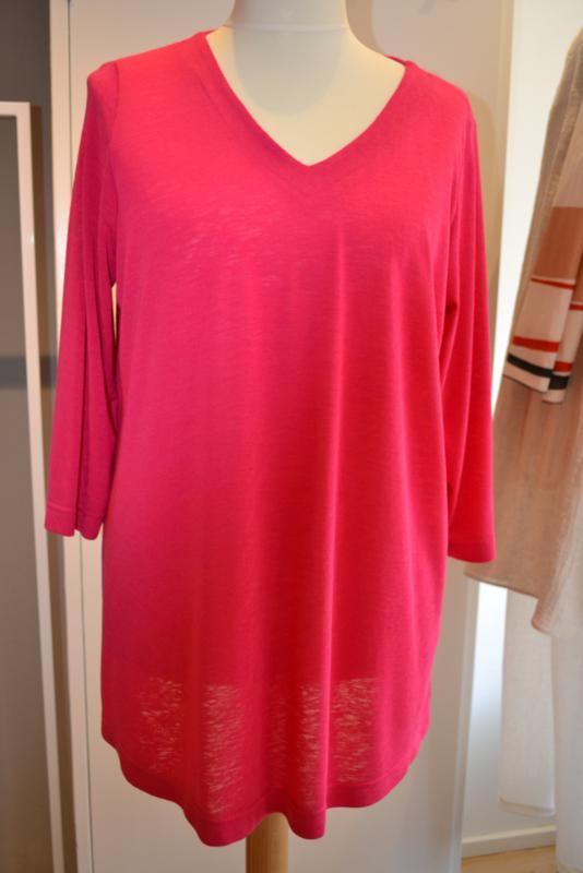 Qneel - Top -  A line - Pink