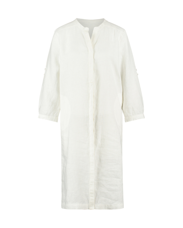Mara May -  Kaftan Dress - White