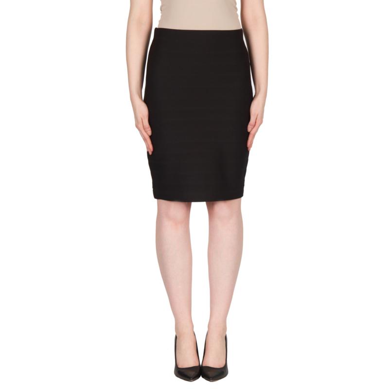 Joseph Ribkoff stretch skirt - Black
