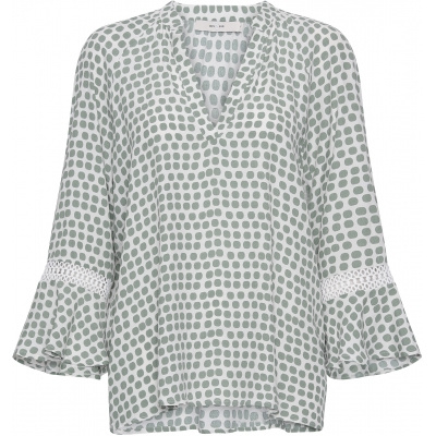 COSTA MANI - META DOT BLOUSE