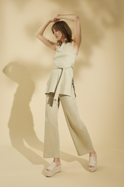 Rhumaa - top forward - kleur Khaki