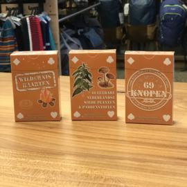 Wildernis outdoor speelkaarten