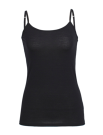 Siren Cami Black/No Print