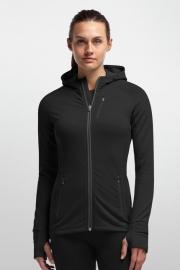 Quantum LS Zip Hood Black