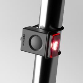 Bookman fietslamp Block Light rear Black